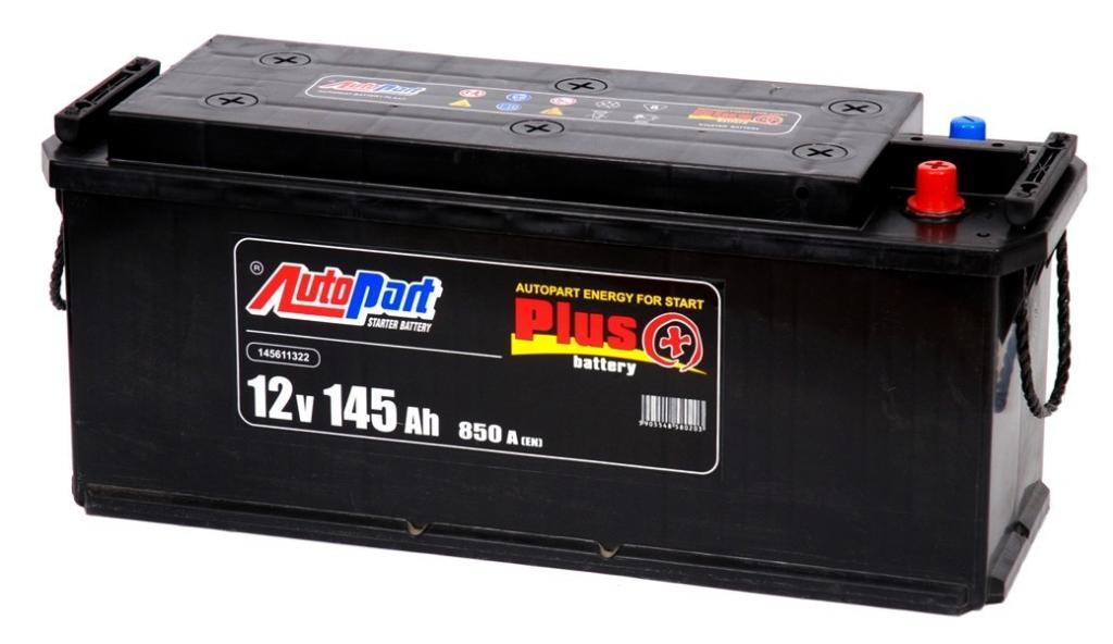 99127d7235e Autobaterie (akumulátor) AutoPart GALAXY PLUS 12V 145 Ah 850 A při dodání  použité baterie