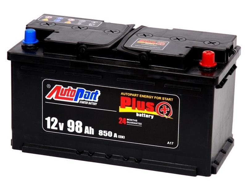 6e7316da44d Autobaterie (akumulátor) AutoPart GALAXY PLUS 12V 98 Ah 850 A - www ...